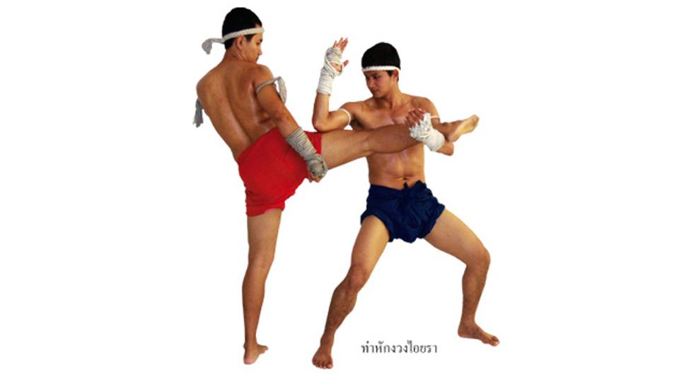 แม่ไม้มวยไทย : หักงวงไอยรา