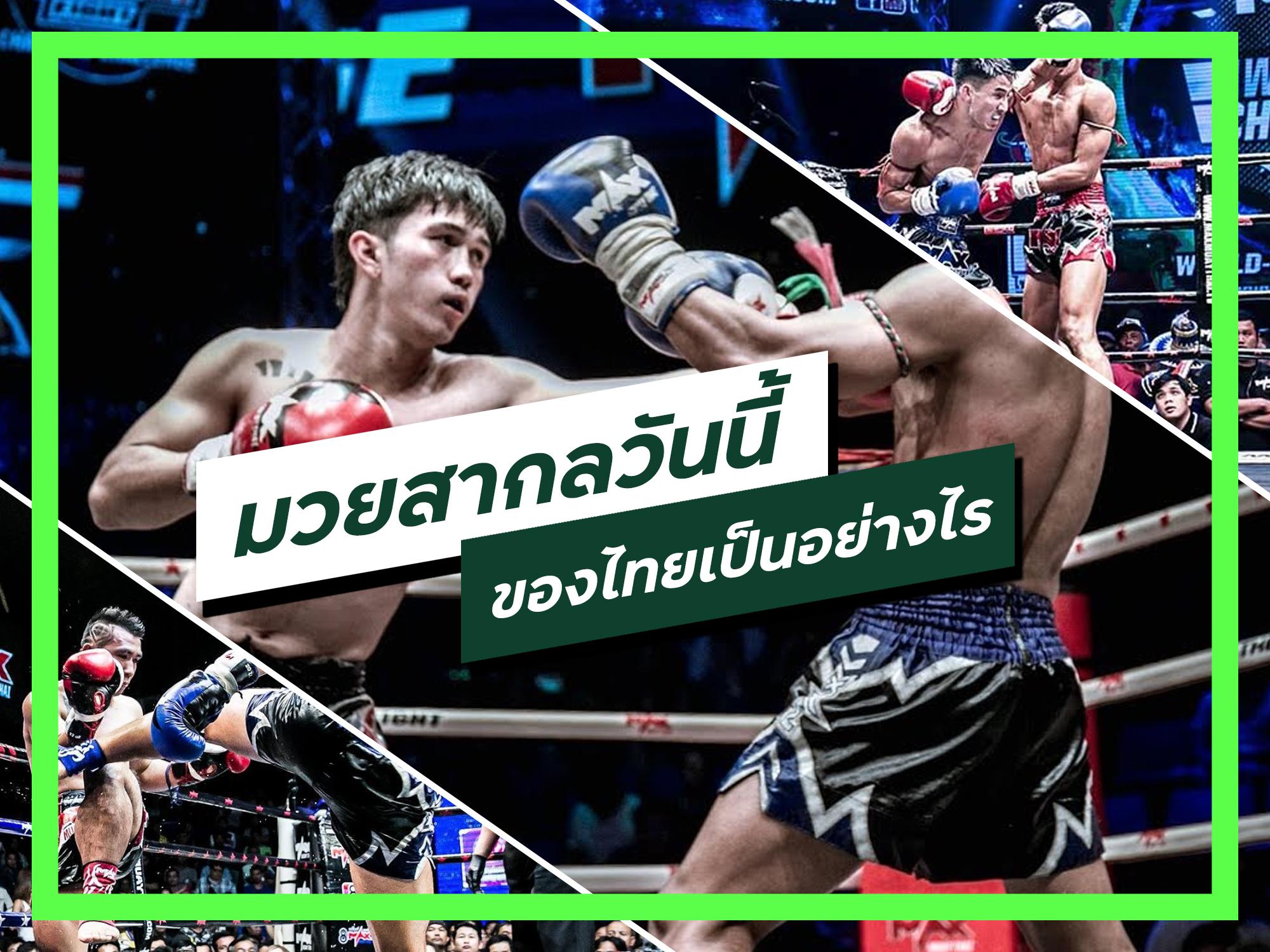 มวยสากลวันนี้ ของไทยเป็นอย่างไร